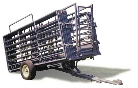 Stroberg 13 Foot Portable Corral